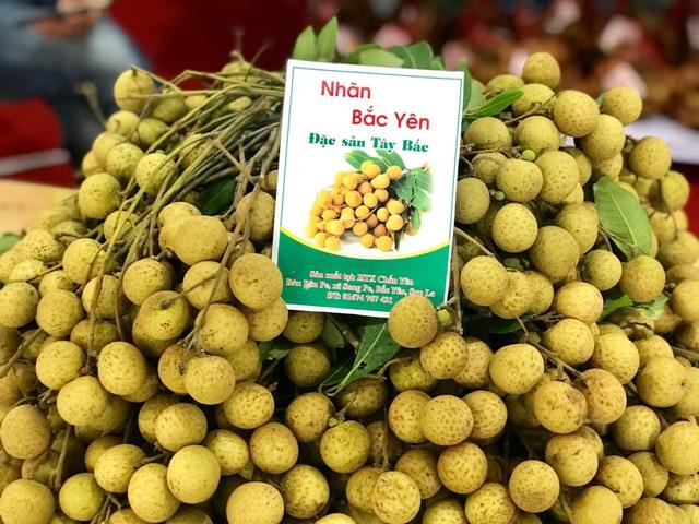 Tuần lễ nhãn và nông sản an toàn Sơn La 2018 tại Hà Nội