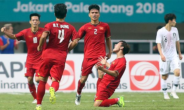Nỗ lực tột cùng, Việt Nam vẫn lỡ hẹn chung kết ASIAD