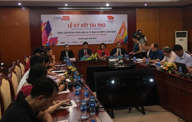 Thể thao Việt Nam đặt mục tiêu 03 huy chương Vàng tại ASIAD 18