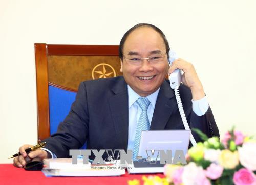Thủ tướng Nguyễn Xuân Phúc chúc mừng chiến thắng của Đội tuyển  Olympic Việt Nam