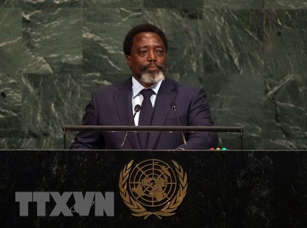 Tổng thống CHDC Congo không tranh cử nhiệm kỳ thứ ba