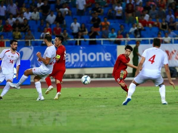 Công Phượng tỏa sáng, U23 Việt Nam ngược dòng hạ U23 Palestine