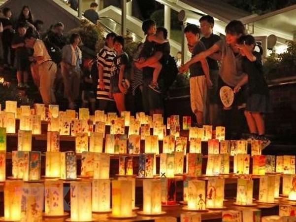 Nhật Bản tổ chức lễ tưởng niệm 73 năm Mỹ ném bom nguyên tử xuống Nagasaki