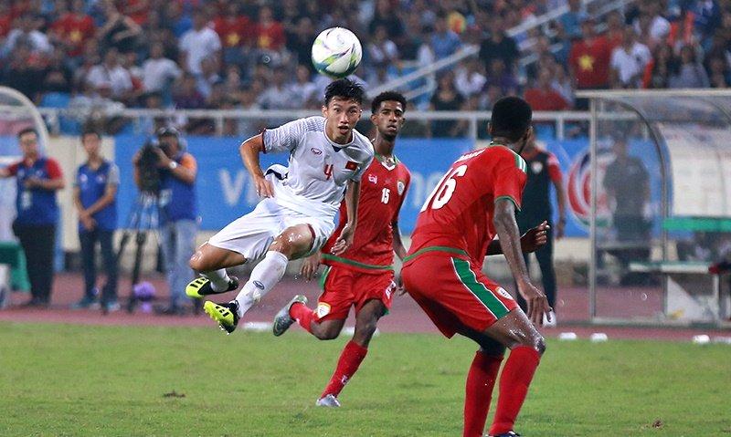 Văn Hậu lập siêu phẩm, U23 Việt Nam thắng sít sao U23 Oman