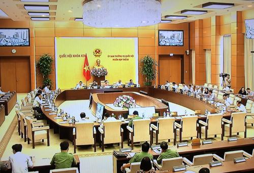 Phiên họp 26 Ủy ban Thường vụ Quốc hội xem xét, quyết định các nội dung quan trọng