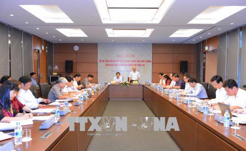 Đổi mới, nâng cao chất lượng hoạt động của Quốc hội