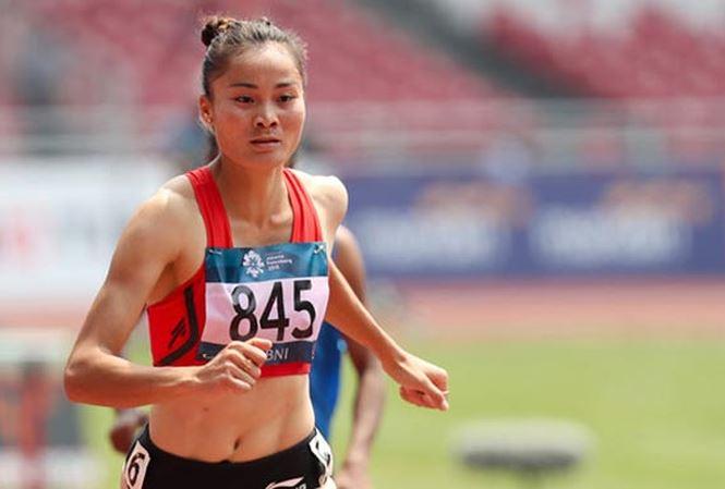 ASIAD 2018: Quách Thị Lan phá kỷ lục quốc gia, vào chung kết 400m rào nữ
