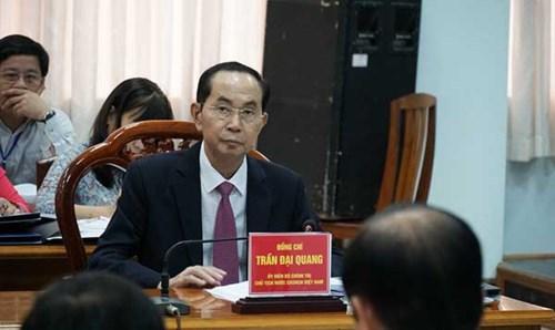 """""""Chủ tịch Tôn Đức Thắng - Người cộng sản mẫu mực, nhà lãnh đạo nổi tiếng của cách mạng Việt Nam"""""""