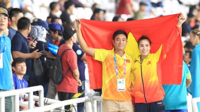 Việt Nam xếp vị trí thứ 13/45 quốc gia tham dự ASIAD 18