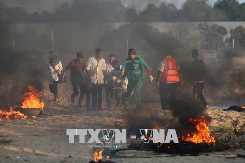 Xung đột tiếp tục bùng phát tại Gaza gây thương vong lớn