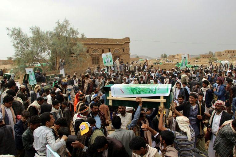 Yemen: Thống kê thương vong do không kích tiếp tục tăng