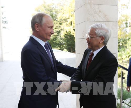 Tổng Bí thư Nguyễn Phú Trọng kết thúc tốt đẹp chuyến thăm chính thức LB Nga và Hungary