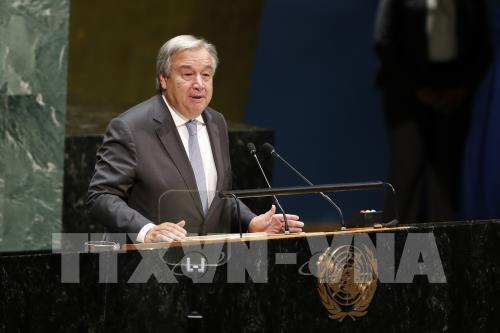 Tổng Thư ký Liên hợp quốc kêu gọi hành động cụ thể trong vấn đề hạt nhân Triều Tiên