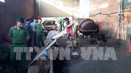 Truy tố 5 đối tượng trong vụ cà phê trộn bột lõi pin để làm giả hồ tiêu tại Đắk Nông