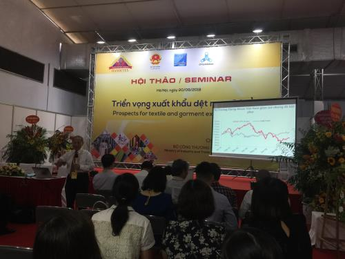 Triển vọng xuất khẩu dệt may năm 2019