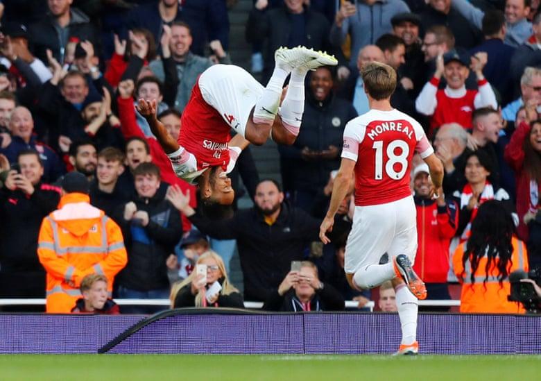 Thắng 4 trận liên tiếp, Arsenal áp sát top 4