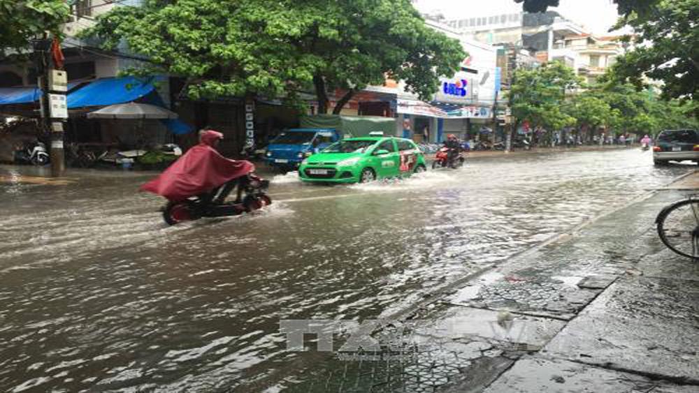 Bắc Bộ và Bắc miền Trung nhiệt độ tăng cao, vùng trũng Đồng bằng sông Cửu Long có nguy cơ ngập lụt