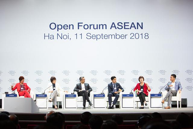 Đưa khu vực Đông Nam Á thực sự trở thành trung tâm khởi nghiệp đổi mới sáng tạo