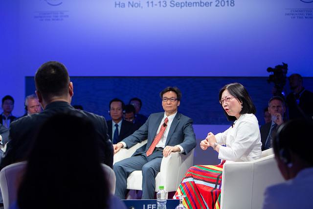Giải quyết các thách thức đối với tương lai việc làm của ASEAN