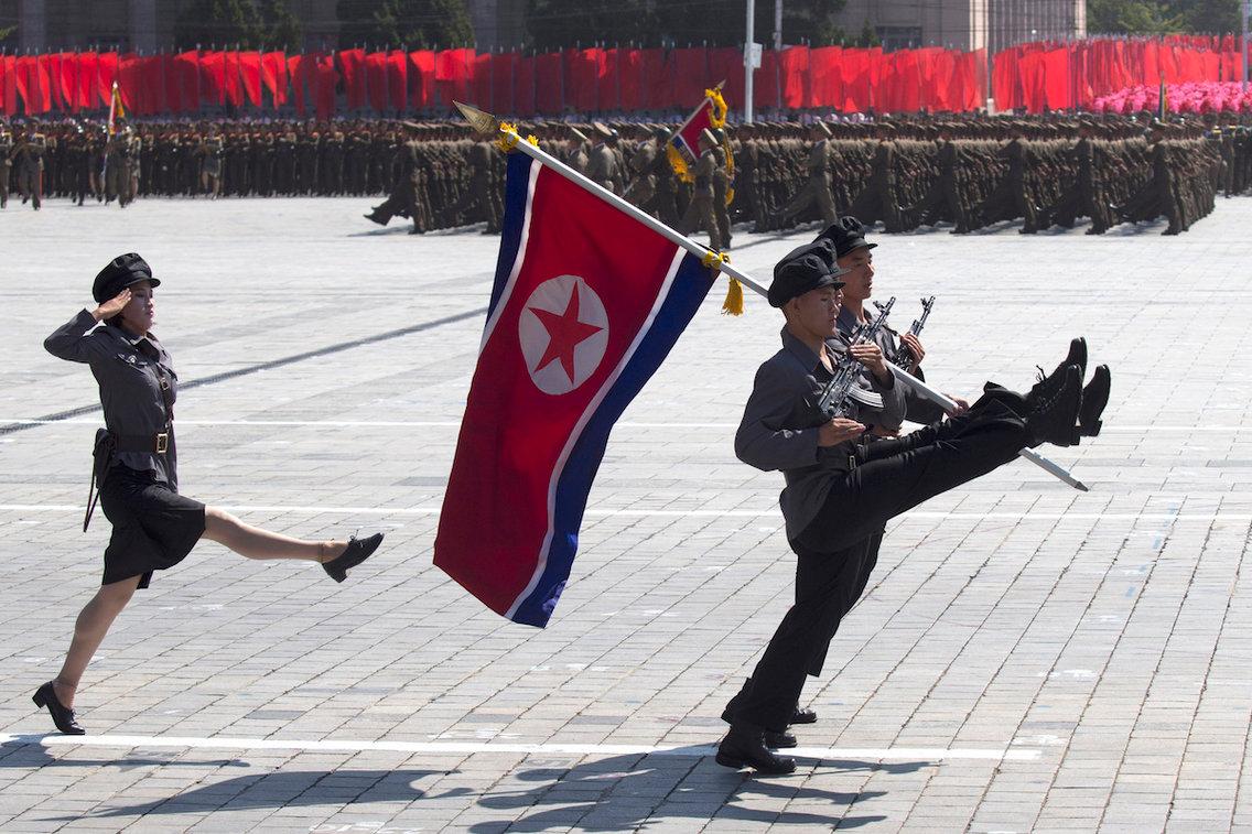 Truyền thông Triều Tiên đưa tin về lễ diễu binh kỷ niệm 70 năm Quốc khánh