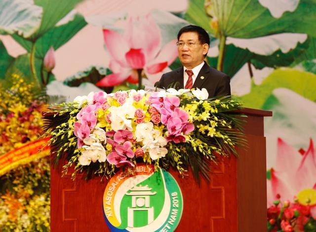 Ông Hồ Đức Phớc được bầu làm Chủ tịch ASOSAI giai đoạn 2018-2021