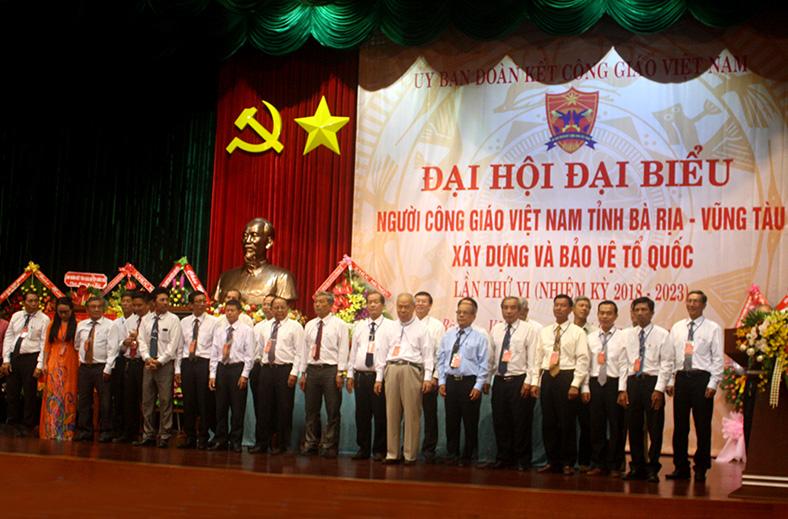 Đồng bào Công giáo tích cực tham gia xây dựng khối đại đoàn kết toàn dân tộc