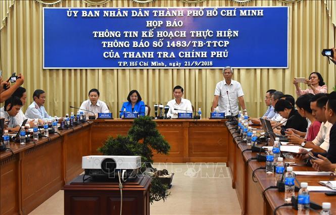 Sai phạm Thủ Thiêm: Chính quyền TP. Hồ Chí Minh xin lỗi dân, kiểm điểm trách nhiệm