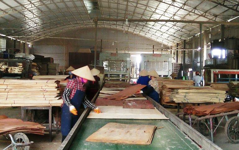 Giá trị xuất khẩu lâm sản chính 9 tháng năm 2018 ước đạt 6,64 tỷ USD