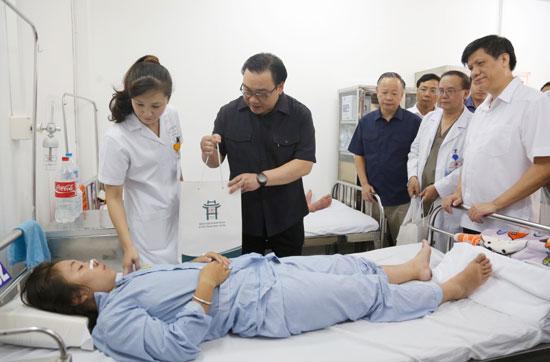 Hà Nội chỉ đạo tăng cường các biện pháp phòng chống sốt xuất huyết