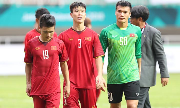 Thua đá luân lưu, Olympic Việt Nam đứng thứ 4 tại ASIAD