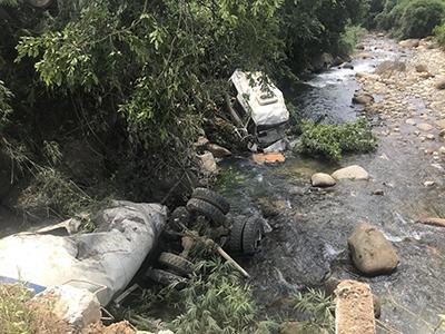 Khắc phục hậu quả vụ tai nạn giao thông đặc biệt nghiêm trọng tại Lai Châu