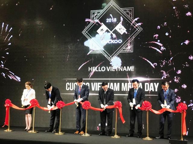Cuckoo (Hàn Quốc) chính thức thành lập pháp nhân tại thị trường Việt Nam