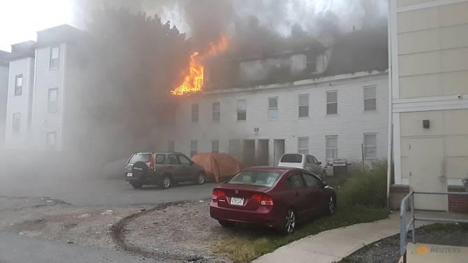 Mỹ: Hàng loạt vụ nổ khí gas xảy ra ở bang Massachusetts