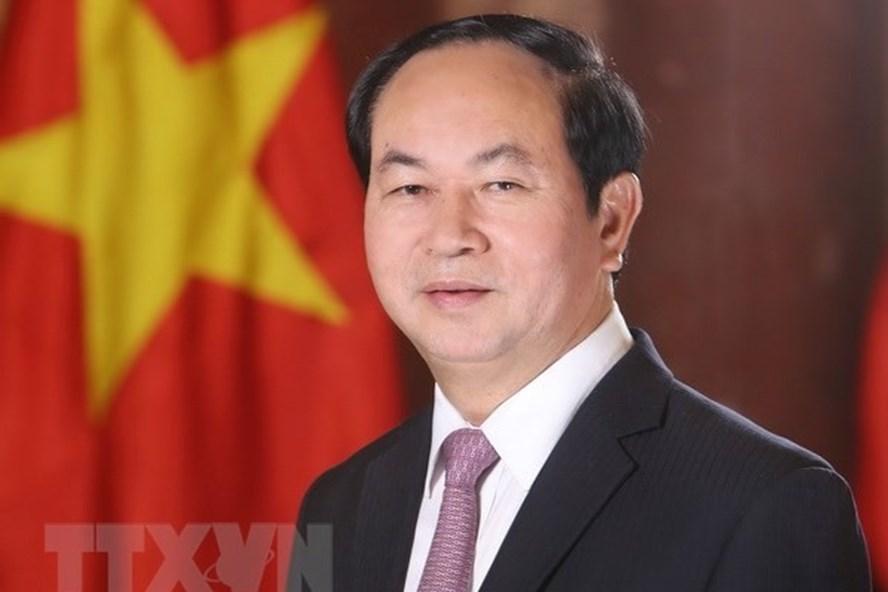 Thư chúc Tết Trung thu của Chủ tịch nước Trần Đại Quang