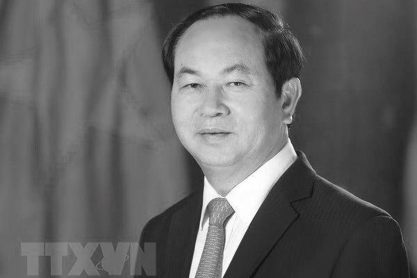 Vĩnh biệt Chủ tịch nước Trần Ðại Quang!