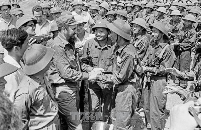"""""""Vì Việt Nam, Cuba sẵn sàng hiến dâng cả máu của mình"""""""