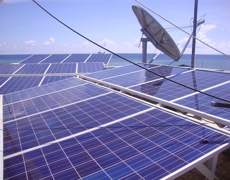 Bình Thuận phát huy tiềm năng điện mặt trời