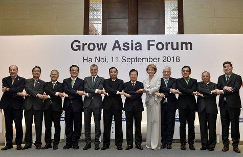 """Diễn đàn Tăng trưởng châu Á: """"Đổi mới để tạo ra thay đổi: Khám phá và truyền cảm hứng"""""""