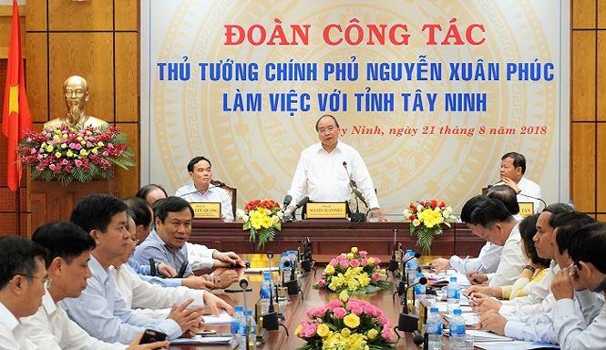 Tây Ninh tái cơ cấu mạnh mẽ ngành nông nghiệp gắn với xây dựng nông thôn mới