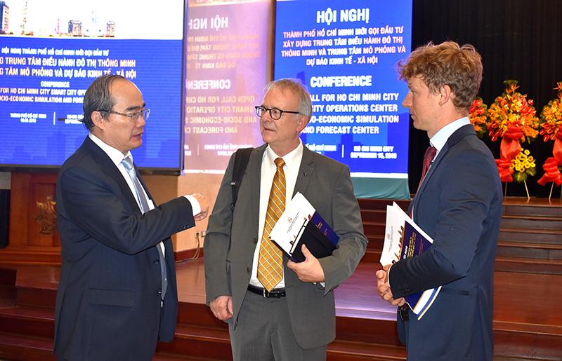 TP Hồ Chí Minh mời gọi đầu tư xây dựng hai trung tâm đô thị thông minh
