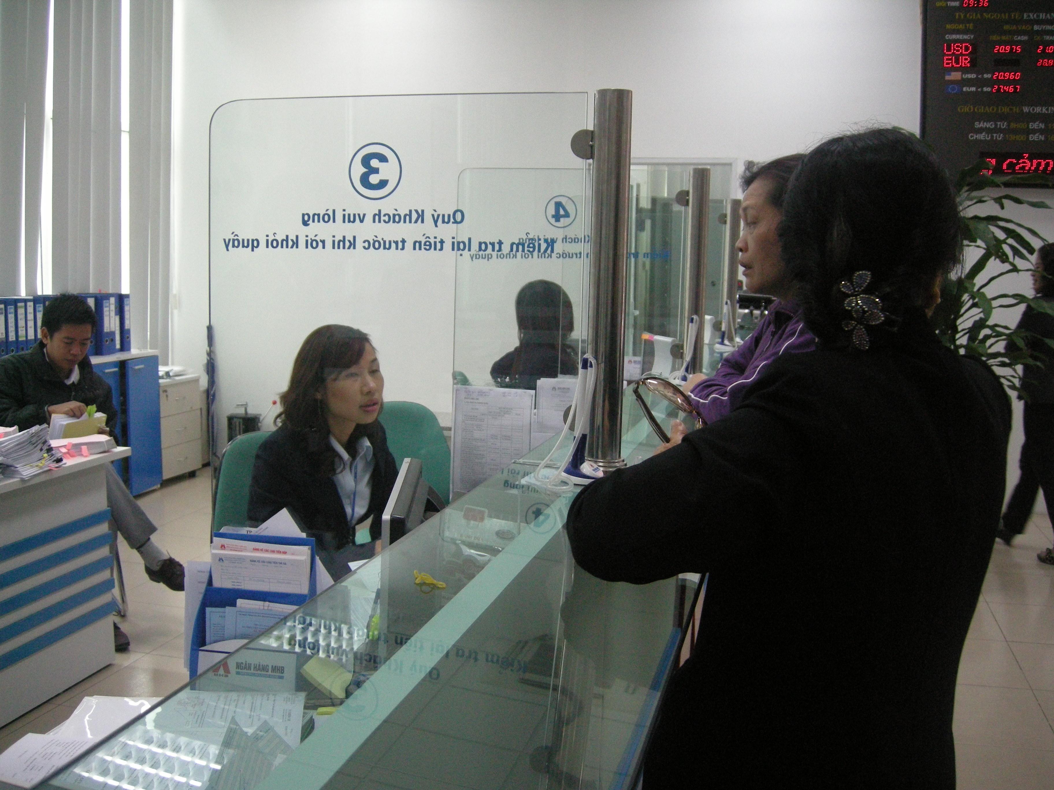 Vĩnh Phúc triển khai đồng bộ các giải pháp ổn định các hoạt động tín dụng trên địa bàn