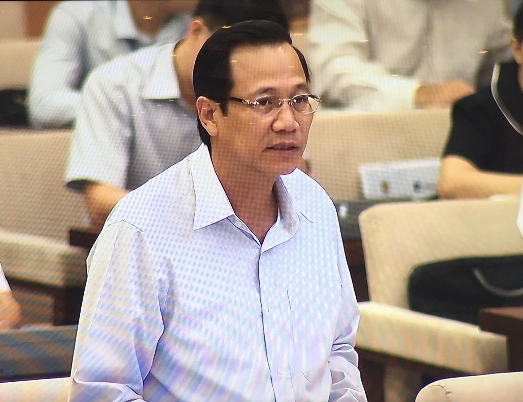 """Bộ trưởng Đào Ngọc Dung: """"Có tình trạng xin về xã nghèo, huyện nghèo"""""""