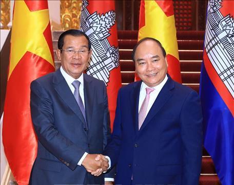 Kinh tế Việt Nam tăng trưởng mạnh mẽ góp phần thúc đẩy sự phát triển của Campuchia
