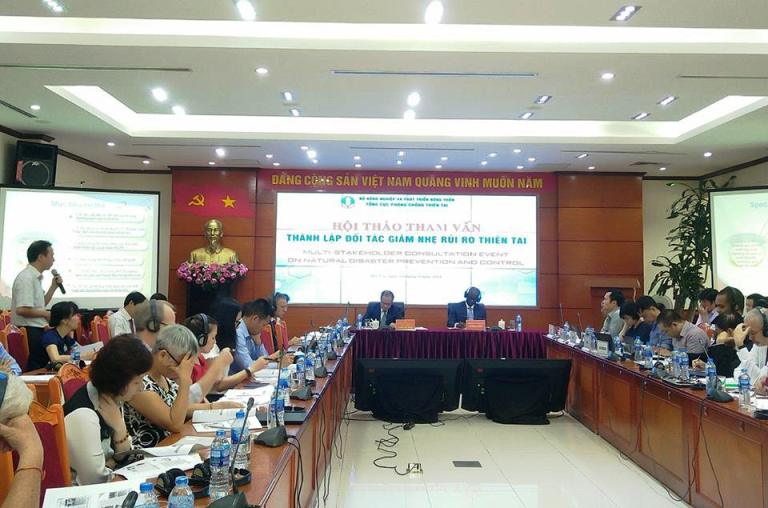 Tăng cường các giải pháp nhằm giảm nhẹ rủi ro thiên tai tại Việt Nam