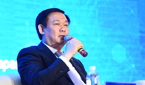 Phó Thủ tướng Vương Đình Huệ: Chính phủ Việt Nam luôn lắng nghe ý kiến của các doanh nghiệp