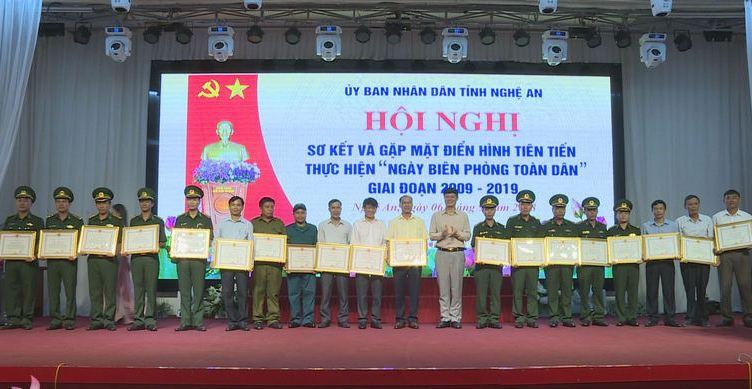 Nghệ An: Chủ động phối hợp xây dựng vững chắc hệ thống chính trị tại khu vực biên giới