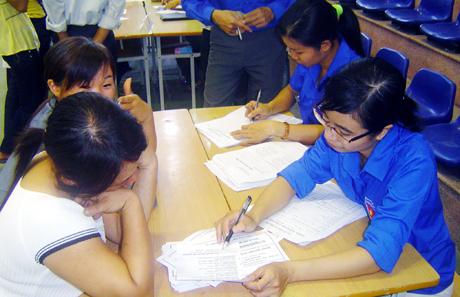 Hải Dương: Tư vấn, giới thiệu việc làm cho 13.000 lượt thanh niên