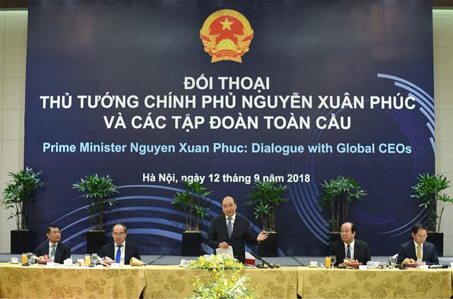 Nhiều tập đoàn toàn cầu khẳng định cam kết đầu tư, kinh doanh lâu dài tại Việt Nam