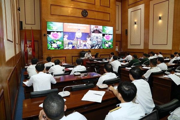 Quân chủng Hải quân: Sơ kết 5 năm thực hiện Nghị quyết 765
