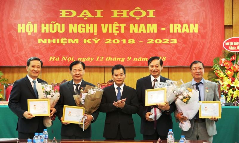 Góp phần đưa quan hệ Việt Nam – Iran ngày càng thực chất và đi vào chiều sâu